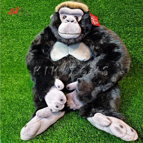 عروسک گوریل پولیشی بزرگ اسباب بازی Gorilla