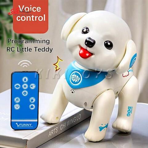 | سگ کنترلی رباتیک | زومر اسباب بازی | STUNT  DOG K19 |