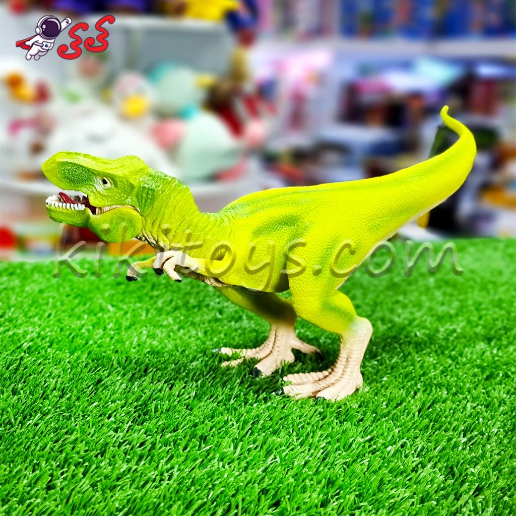 فیگور حیوانات دایناسور تیرکس سبز Tyrannosaurus Rex