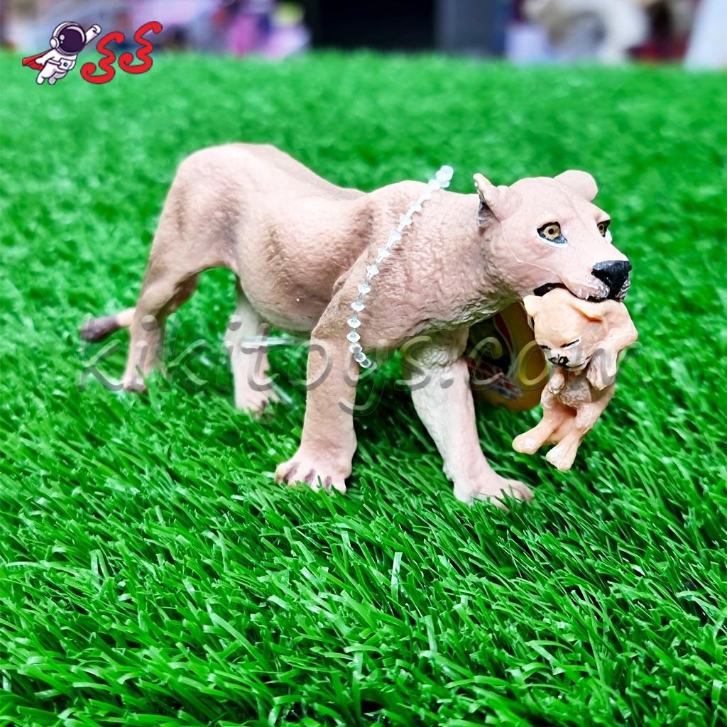 فیگور حیوانات   شیرماده   lion figure