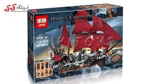 لگو کشتی دزدان دریایی کارائیب  لپین lepin 16009