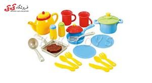 بازی و سرگرمی ست آشپزخانه کودک