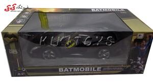 خرید اسباب بازی ماشین کنترلی بتمن batman