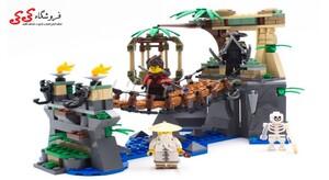 لگو نینجاگو پل چوبی اس وای sy955