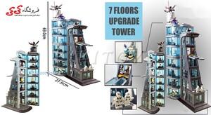 لگو برج آونجرز بزرگ اس وای  SH678