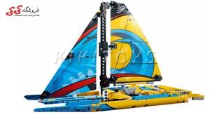 لگو قایق بادبانی مسابقه ای اس وای sy7000