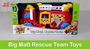 اسباب بازی ماشین آتشنشانی موزیکال  ناوی استار NAVYSTAR