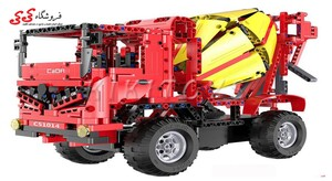 لگو کامیون میکسر تکنیکال کنترلی 2.4G دابل ای EE