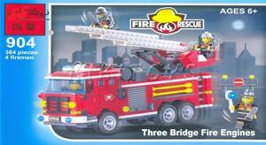 لگو ماشین آتشنشانی  انلایتن- ENLGHTEN 904