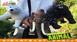 باغ وحش حیوانات گوریل بزرگ اسباب بازی