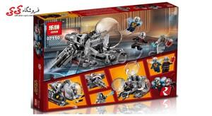 لگو سفینه مرد مورچه ای انتمن  Lepin 07110 ANT-MAN