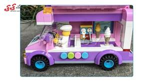 لگو ماشین ون بستنی فروش انلایتن ENLIGHTEN 1112