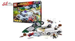 لگو اسپایدرمن اس وای LEGO SY 945 SPIDER MAN