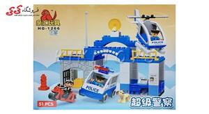 اسباب بازی لگو پلیس  Lego Police HG 1266