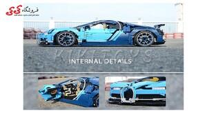 لگو بوگاتی شیرون لپین  LEPIN 20086 Bugatti Chiron