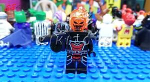 لگو ساختنی قهرمان خاص دورمامو -LEGO Dormammu