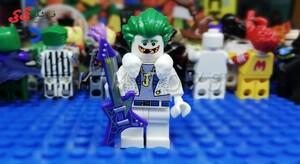 لگو ساختنی قهرمان خاص جوکر-LEGO JOKER