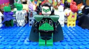لگو ساختنی قهرمان خاص فانوس سبز گرین لنترن-LEGO GREEN LANTERN