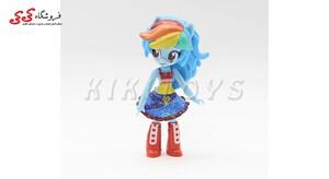 اکشن فیگور پونی انسانی-Fashion set My Little pony Girls