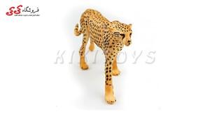ماکت حیوانات یوزپلنگ Simulation Animal Model Leopard Cheetah Action Figures