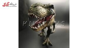 اسباب بازی فیگور حیوانات دایناسور تیرکس Tyrannosaurus Rex