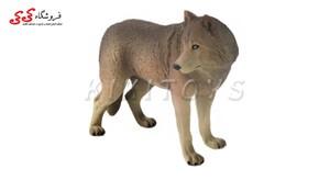 قیمت و خرید فیگور حیوانات گرگ figure of wolf