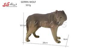 خرید اینترنتی فیگور حیوانات گرگ figure of wolf