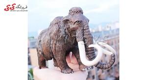 قیمت و خرید فیگور حیوانات ماموت Mammoth Modele