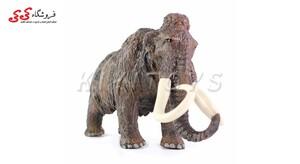ماکت حیوانات ماموت Mammoth Modele