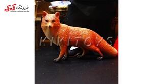 قیمت و خرید فیگور حیوانات روباه fiqure of fox