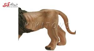 ماکت حیوانات شیر fiqure of lion