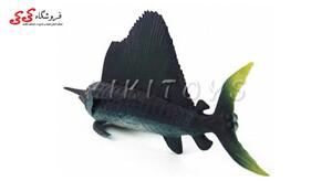 ماکت حیوانات نیزه ماهی Sailboat Toy Model Animals