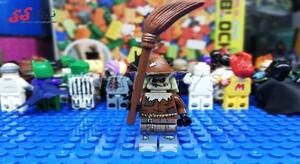 لگو ساختنی قهرمان خاص مترسک -LEGO Scarecrow