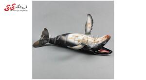 اسبابابزی ماکت حیوانات وال figure of whale