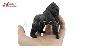 قیمت و خرید فیگور حیوانات گوریل-fiquer of gorilla