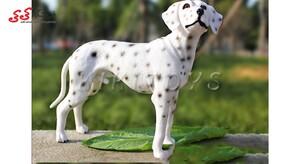 خرید اینترنتی فیگور حیوانات سگ خالدار fiqure of Spotted dog