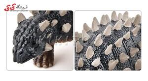 فیگور دایناسور خاردار آنکیلوسور-fiqure of dianosaur