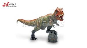 خرید اینترنتی فیگور حیوانات دایناسور تیرکس-fiquer of Dinosaur