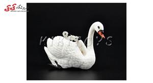 خرید اینترنتی فیگور حیوانات قو-fiqure of swan