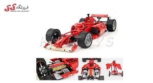 لگو ماشین مسابقه ای فرومول وان دکول-Decool 3334 Formula1 Racing Car