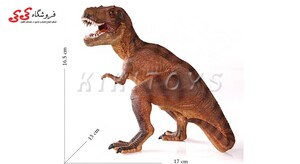 خرید اینترنتی فیگور حیوانات دایناسور تیرکس Tyrannosaurus Rex