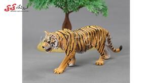 فیگور حیوانات ببر-fiqure of tiger