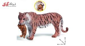 فیگور حیوانات ببرماده -fiqure of tiger