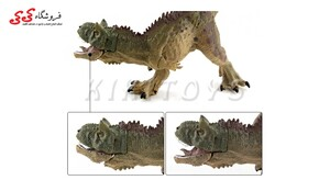 فیگور دایناسور کارنوتاروس-fiquer of Dinosaur