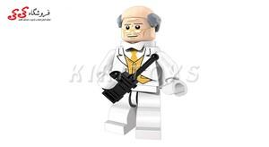 لگو ساختنی قهرمان خاص آلفرد -LEGO Alfred
