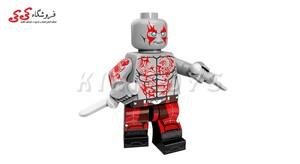 لگو ساختنی قهرمان خاص درکس -LEGO Drax