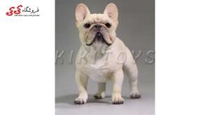 قیمت و خرید فیگور حیوانات سگ بولداگ فرانسوی- French Bulldog