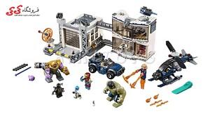 لگو برج جدید انتقام جویان جنگ درمحل اندگیم DECOOL7139 Avengers