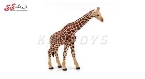 قیمت و خرید فیگورحیوانات زرافه fiqure of  Giraffe
