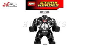 قیمت و خرید لگو غول ونوم  جدید Venom  Bigfig Preview